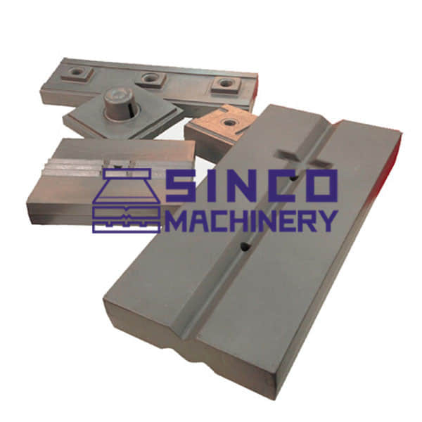 Hazemag Impact crusher parts