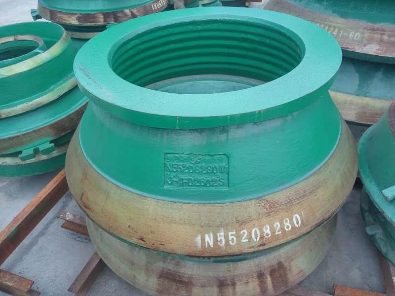 Metso HP300 Bowl Liner,PN 55208280