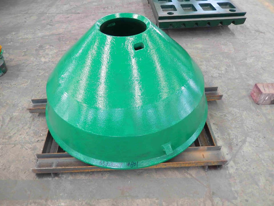 Nordberg HP400 Cone Crusher Parts