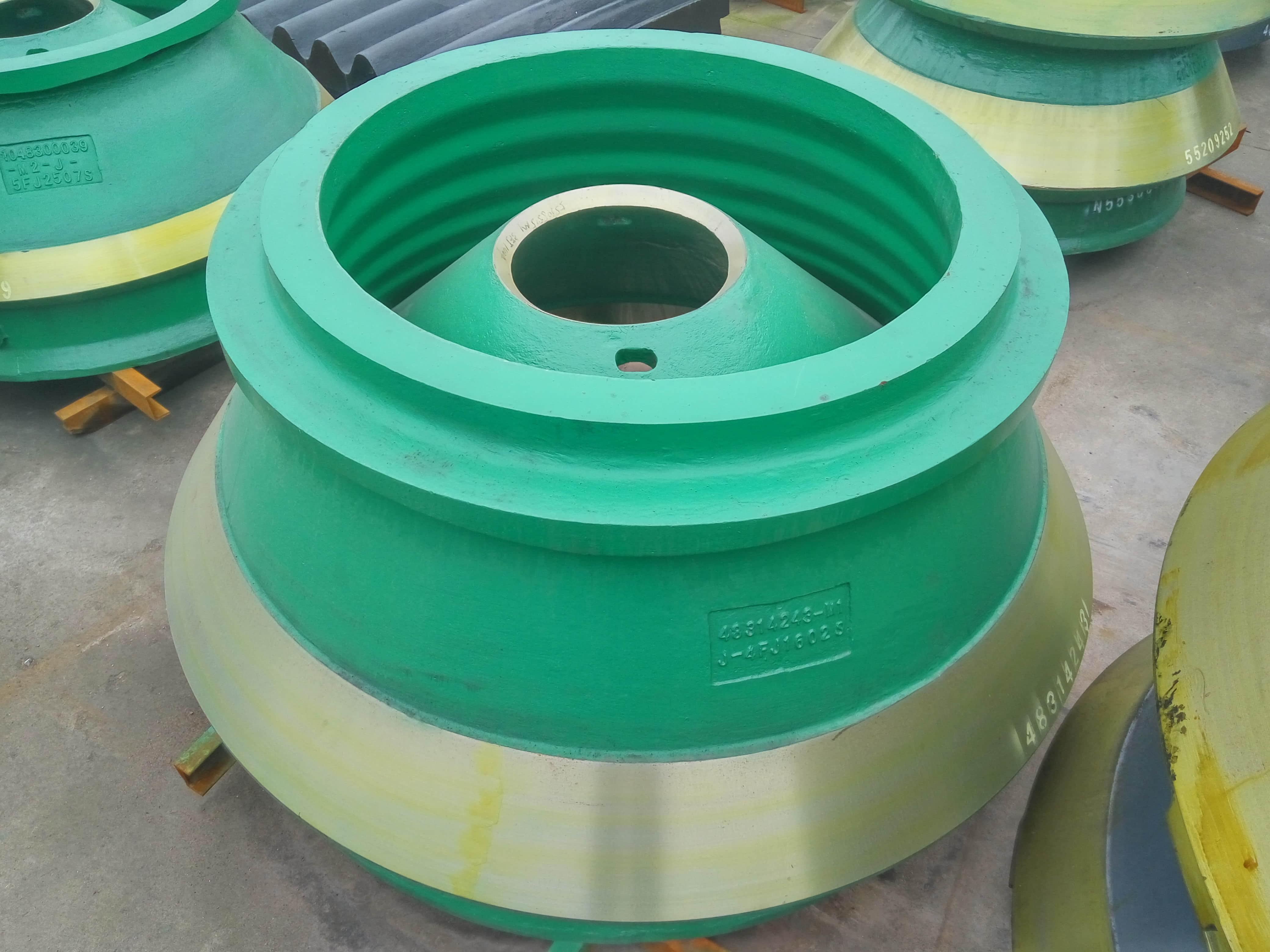 Nordberg HP500 Cone Crusher Parts